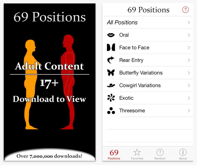 69 Positions 2