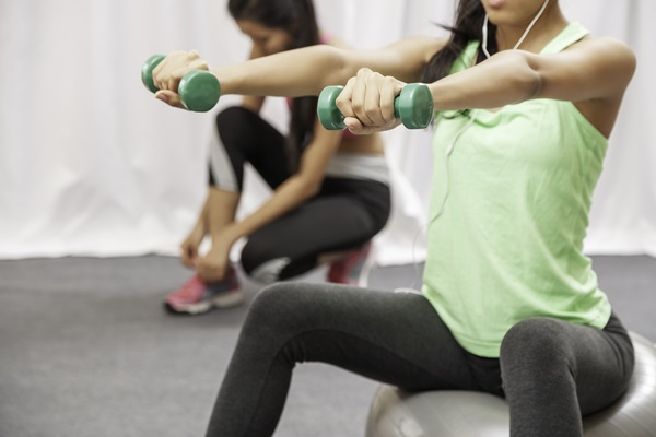 3 Fit posture stimulates the metabolic system