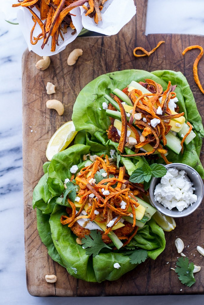 Curried-Salmon-Burger-Lettuce-Wraps