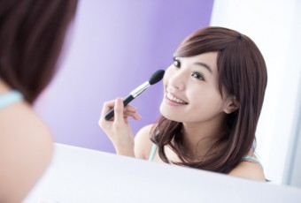 treat scar with make up
