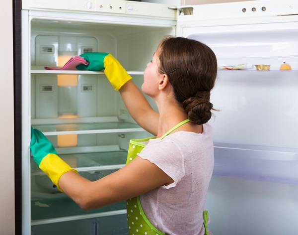 You keep food in the refrigerator collectly or not (1)