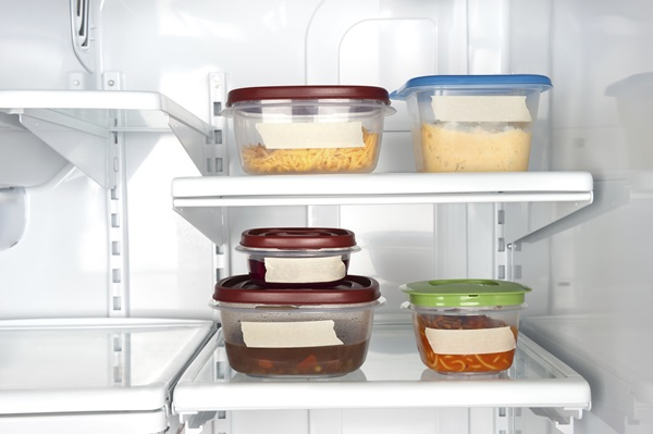 You keep food in the refrigerator collectly or not (4)