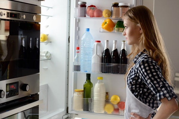 You keep food in the refrigerator collectly or not (7)