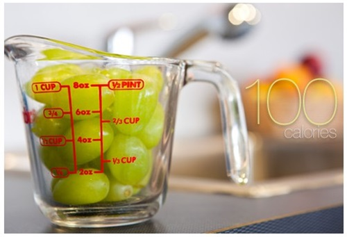 1 Cup Grapes
