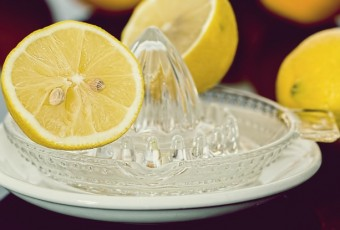 Skin care recipe from Lemonade.