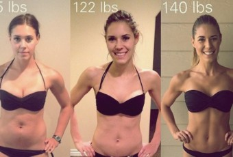 Fitness Blogger Proves Weight Is Just a Number
