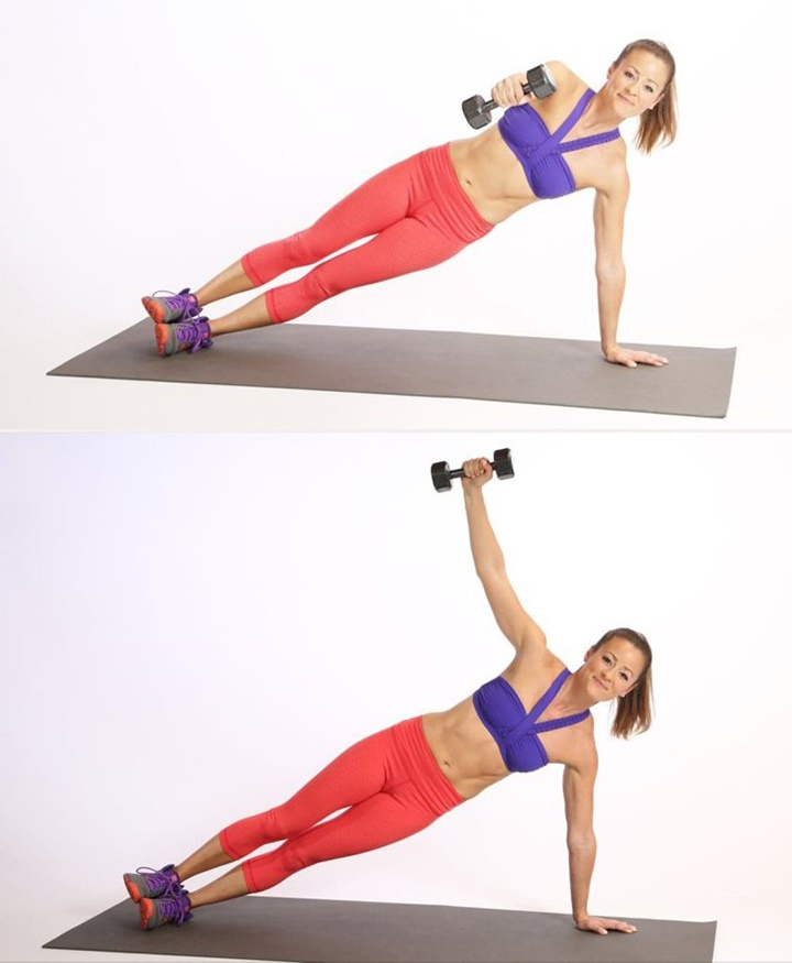 Side-Plank-Weight