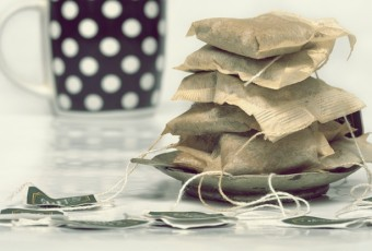 bags in stack
