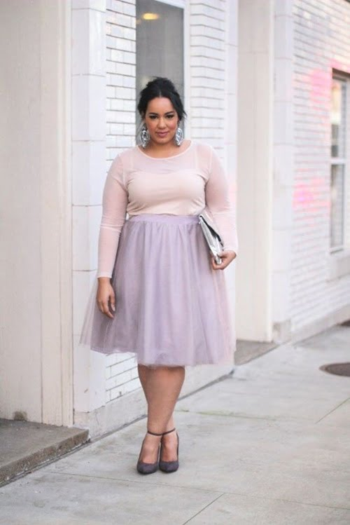 Work Outfits For Plus Size Women 24