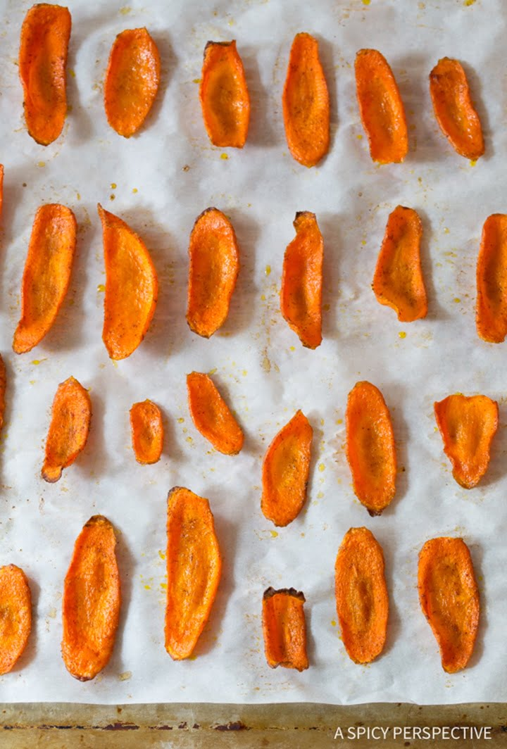 healthy-baked-carrot-chips-2