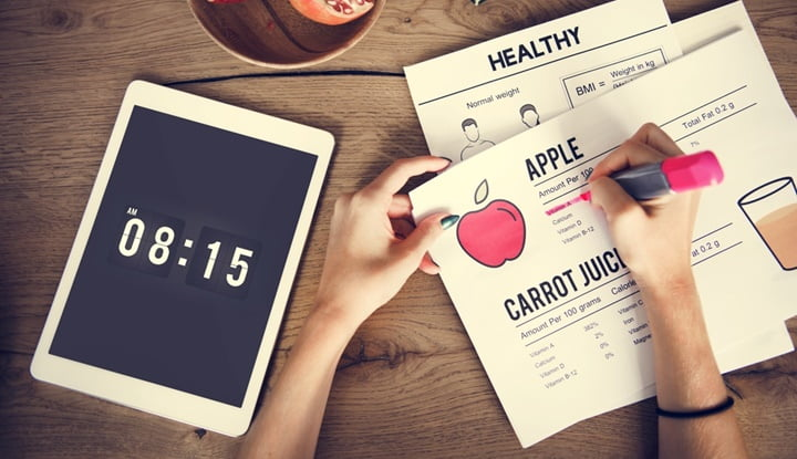dining-schedule-for-lose-weight
