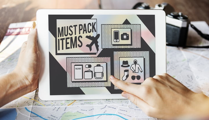must-pack-items