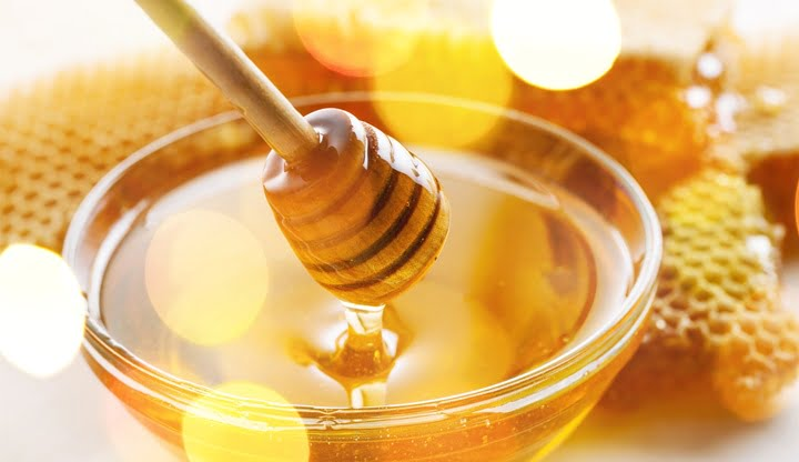 use-honey-wash-face-clean-skin