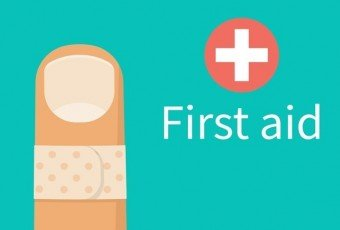 first-aid-when-the-finger-is-broken