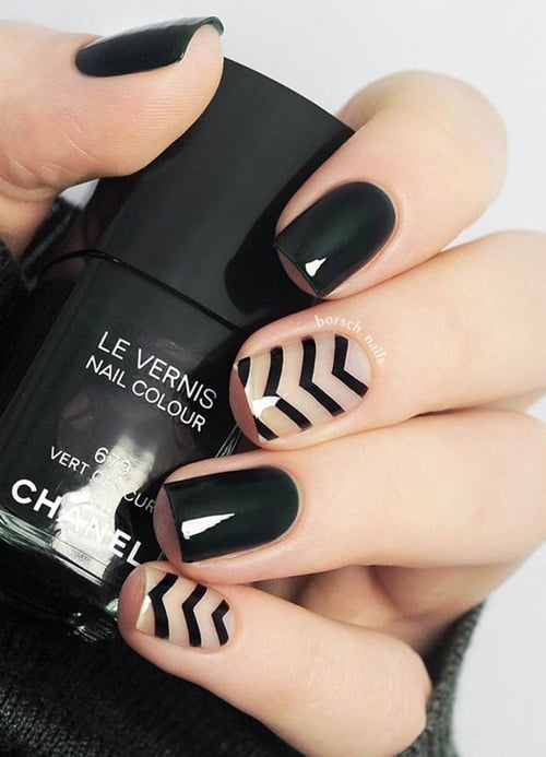 nails-art-is-black-13