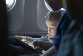 กลเม็ดเด็ดพาเจ้าตัวเล็กขึ้นเครื่องบิน