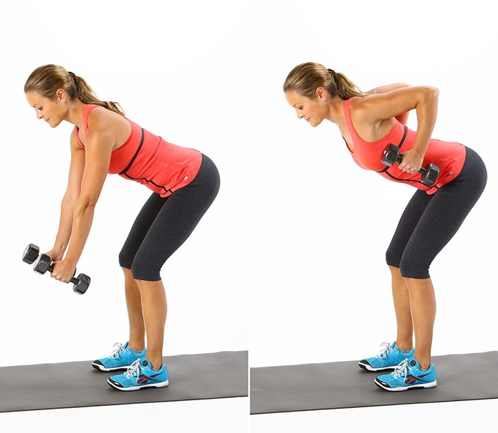 Bent-Over-Row
