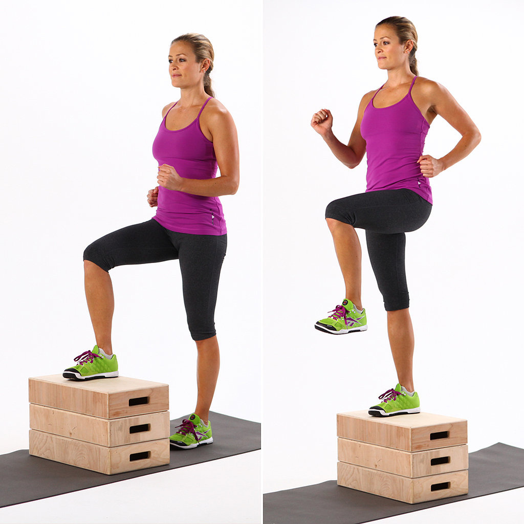 Chair-Step-Ups
