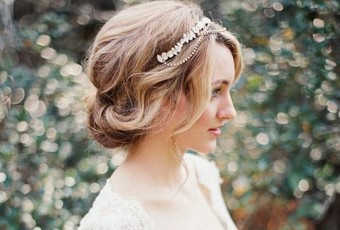 Update Ideas for bridal hairstyles 7