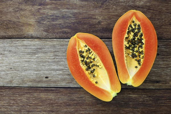 Eliminate dark spots and papaya. (3)