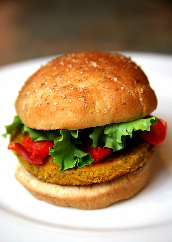 Sweet-Potato-Quinoa-Patty