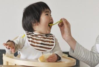 ฝึกลูก-กิน-อาหารเสริม