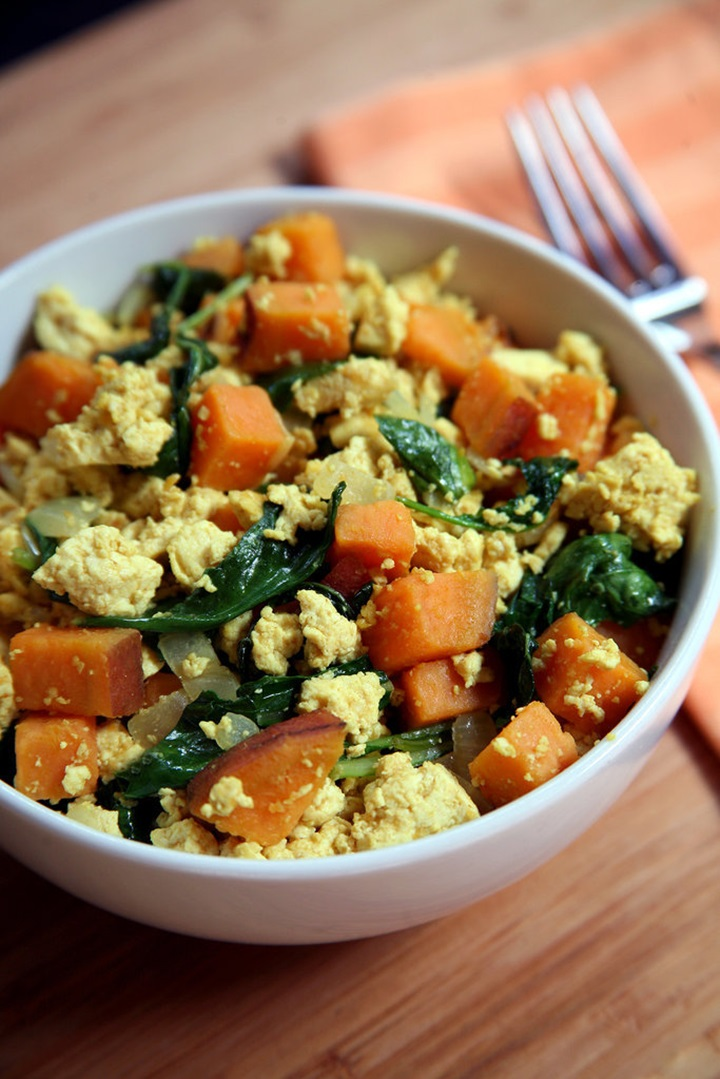 Tofu-Scramble-Kale-Sweet-Potatoes