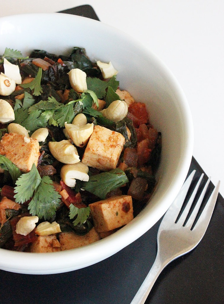 Monday-Indian-Spiced-Chard-Tofu 1