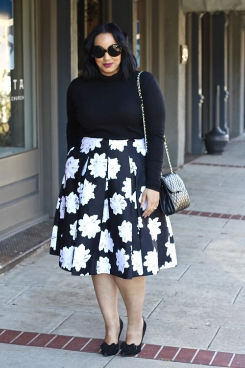 Work Outfits For Plus Size Women 17