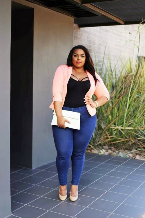Work Outfits For Plus Size Women 23