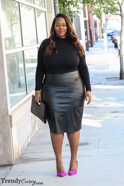 Work Outfits For Plus Size Women 30
