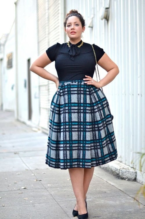 Work Outfits For Plus Size Women 8