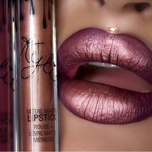metalic-lipstick-trends-6