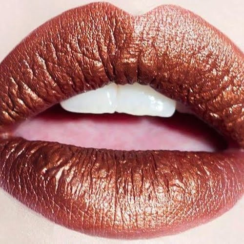 metalic-lipstick-trends-8