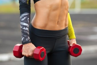 dumbbell-for-flat-abs